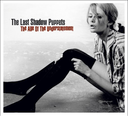 The Last Shadow Puppets My Mistakes Were Made For You cover art