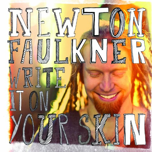 Newton Faulkner Against The Grain cover art
