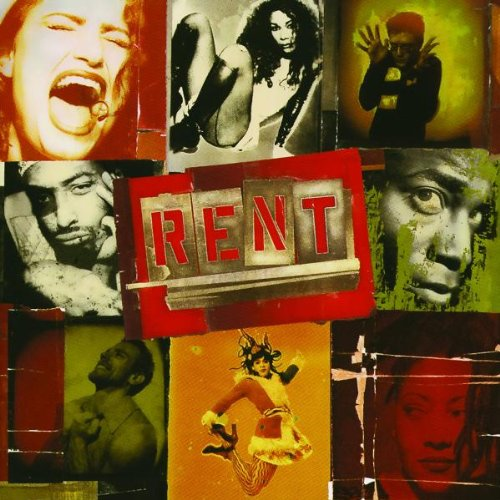 Jonathan Larson One Song Glory (from Rent) cover art