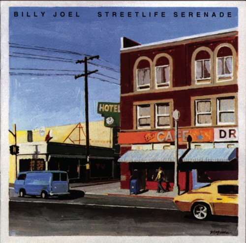 Billy Joel The Entertainer cover art