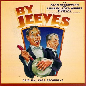 Andrew Lloyd Webber Love's Maze (from By Jeeves) cover art