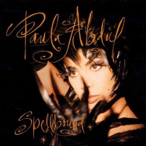 Paula Abdul Blowing Kisses In The Wind cover art