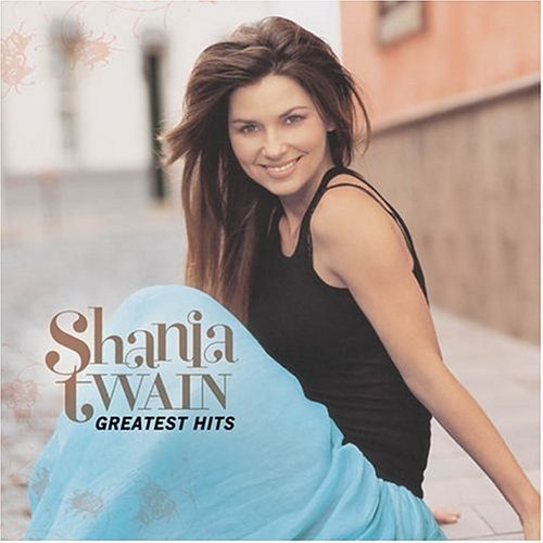Shania Twain From This Moment On cover art