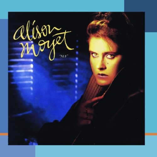 Alison Moyet All Cried Out cover art