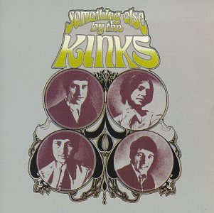 The Kinks Waterloo Sunset cover art