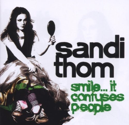 Sandi Thom Time cover art