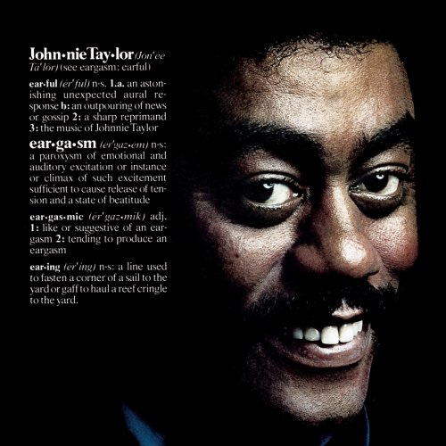 Johnnie Taylor Disco Lady cover art