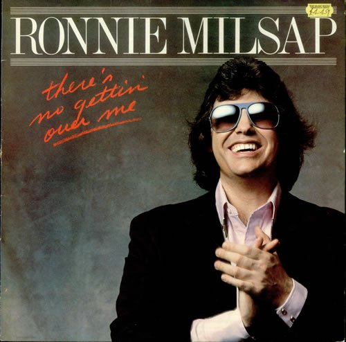 Ronnie Milsap I Wouldn't Have Missed It For The World cover art