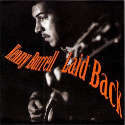 Kenny Burrell Tenderly cover art