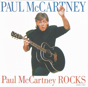 Paul McCartney Junior's Farm cover art