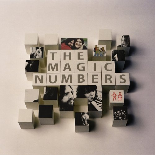 The Magic Numbers Forever Lost cover art