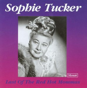 Sophie Tucker After You've Gone cover art