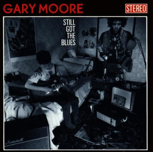 Gary Moore Walking By Myself cover art