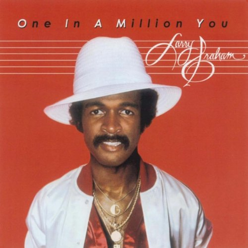 Larry Graham One In A Million You cover art