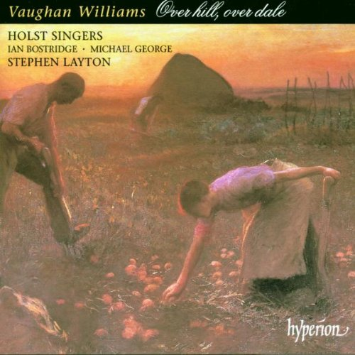 Ralph Vaughan Williams Down Among The Dead Men cover art