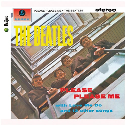 The Beatles P.S. I Love You cover art