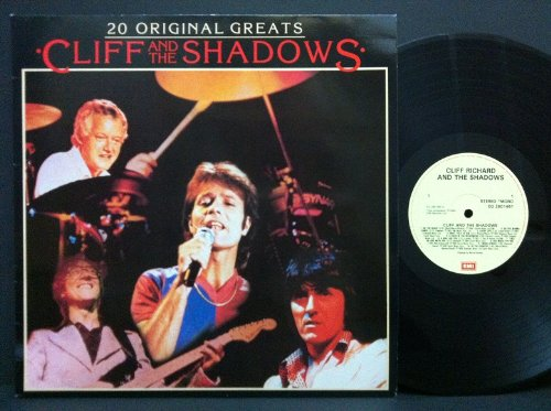 Cliff Richard & The Shadows In The Country cover art