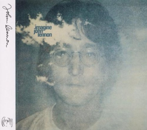 John Lennon Imagine cover art