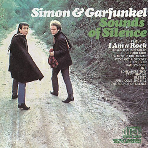 Simon & Garfunkel I Am A Rock cover art