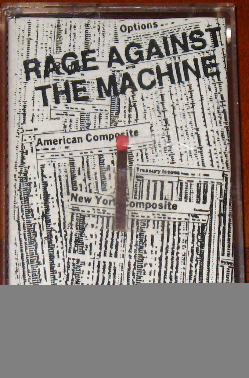 Rage Against The Machine Bullet In The Head cover art