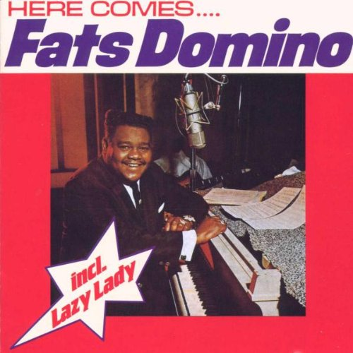 Fats Domino Red Sails In The Sunset cover art