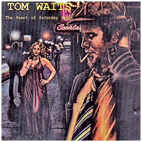 Tom Waits Shiver Me Timbers cover art