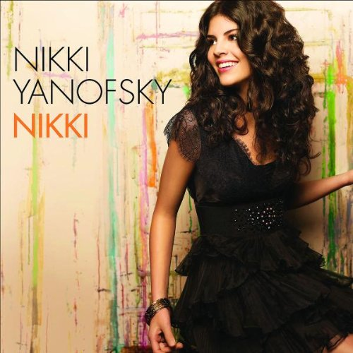 Nikki Yanofsky Try Try Try cover art