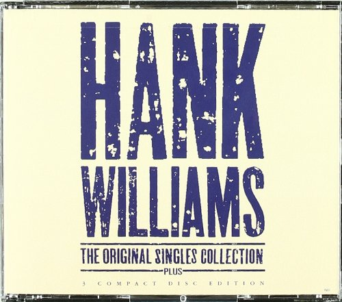 Hank Williams There's A Tear In My Beer cover art