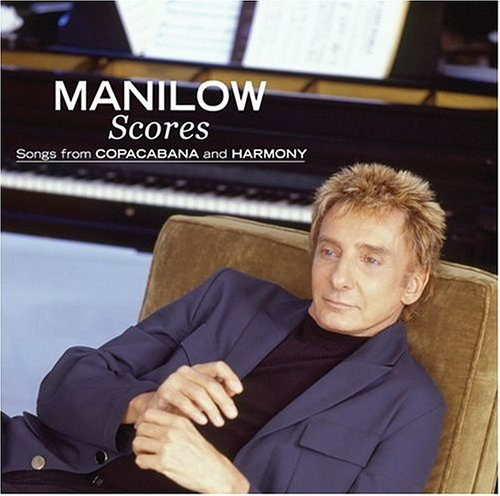 Barry Manilow Just Arrived cover art