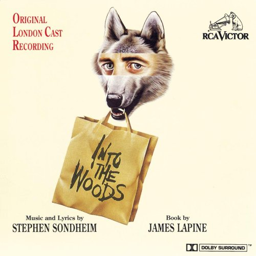 Stephen Sondheim Moments In The Woods (from 'Into The Woods - Film Version') cover art
