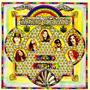 Lynyrd Skynyrd Swamp Music cover art