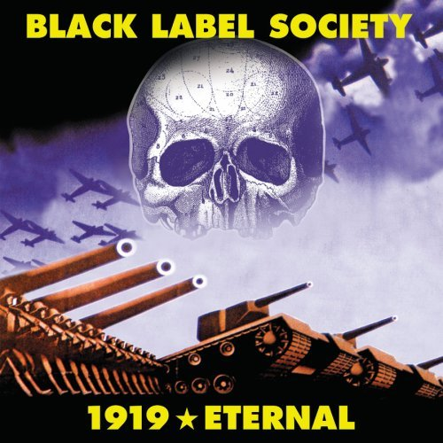 Black Label Society Speedball cover art