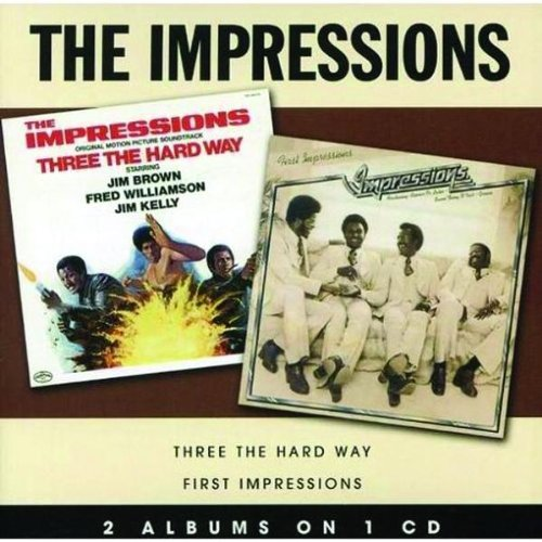 The Impressions First Impressions cover art