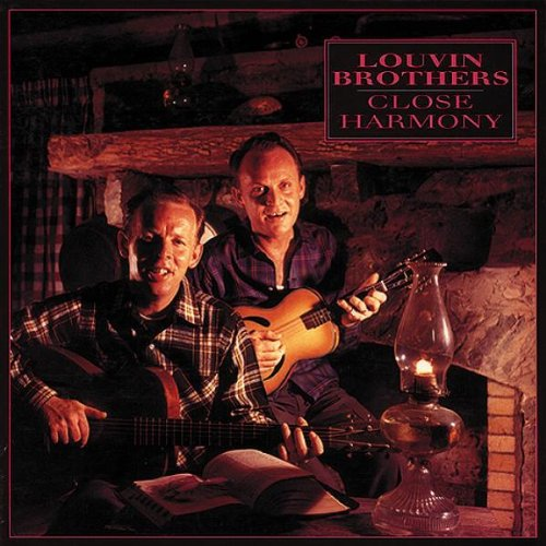 The Louvin Brothers Cash On The Barrelhead cover art