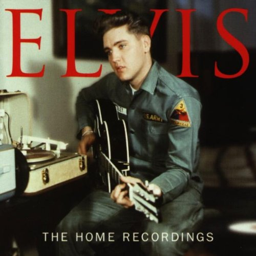 Elvis Presley Indescribably Blue cover art
