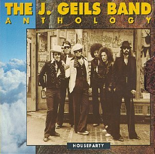 J. Geils Band Freeze Frame cover art