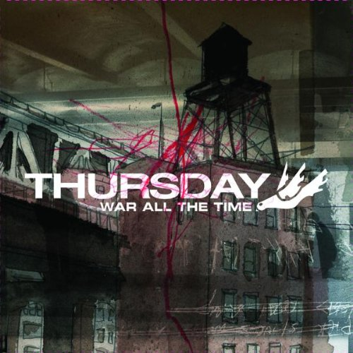 Thursday Signals Over The Air cover art