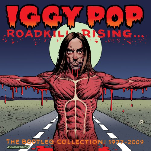 Iggy Pop Raw Power cover art