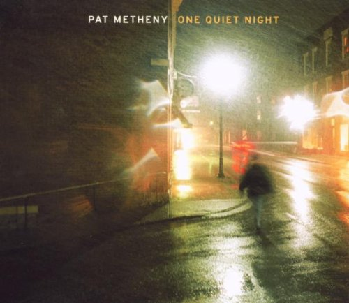 Pat Metheny Ferry 'Cross The Mersey cover art