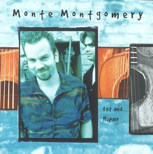 Monte Montgomery 1st And Repair cover art