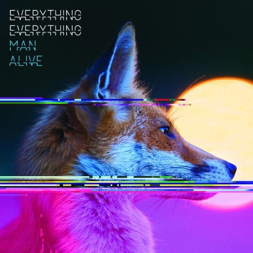 Everything Everything MY KZ, UR BF cover art