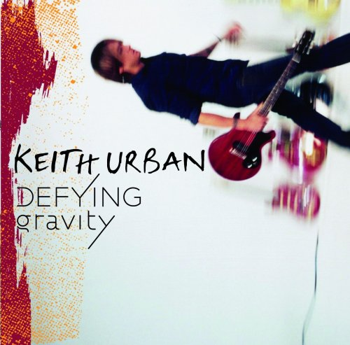 Keith Urban Thank You cover art