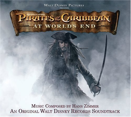 Hans Zimmer Up Is Down (from Pirates Of The Caribbean: At World's End) cover art