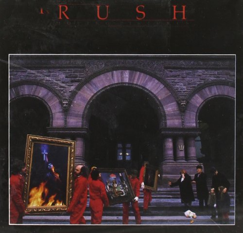 Rush Limelight cover art