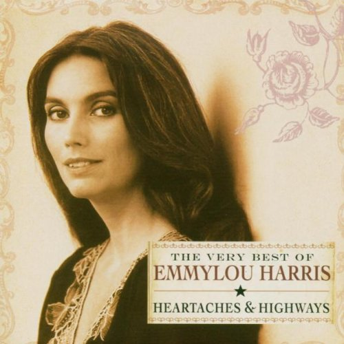 Emmylou Harris The Connection cover art