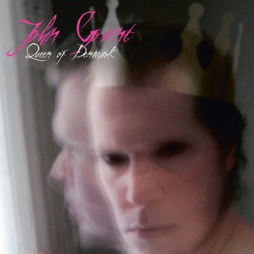 John Grant I Wanna Go To Marz cover art