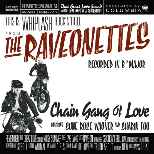 The Raveonettes That Great Love Sound cover art
