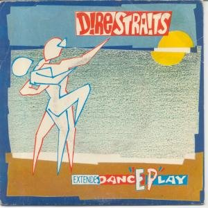 Dire Straits Twisting By The Pool cover art