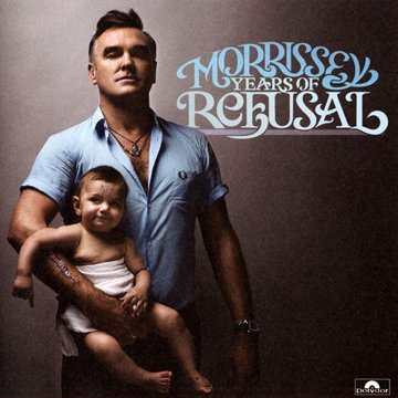 Morrissey That's How People Grow Up cover art