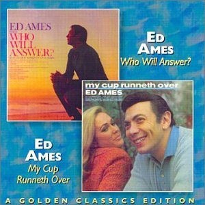 Ed Ames My Cup Runneth Over cover art